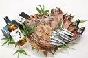 【ふるさと納税】魚太郎の人気干物ベスト7セット(サントリーウ...