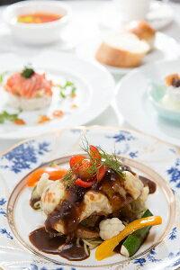 【ふるさと納税】 エルマーナ レストランRocca ペア お昼のフルコース