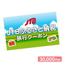 【ふるさと納税】【彦根市】JTBふるさと納税旅行クーポン(30,000円分)