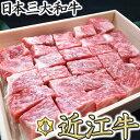 【ふるさと納税】近江牛肉サーロインステーキ 600g 角切り 【牛肉 ランキング 極上 ブランド 訳 旨み たっぷり 送料無料 ポイント制もあり BBQ バーベキュー】