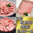 【ふるさと納税】12月31日までの申込限定 「特選近江牛定期...
