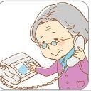 【ふるさと納税】みまもりでんわサービス(3か月)【固定電話】 【チケット】