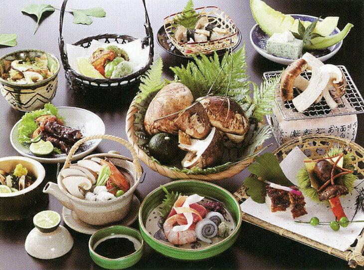 【ふるさと納税】丹波松茸料理お食事券(お一人様・ワンドリンク付)【限定30枚】