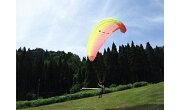 【ふるさと納税】パラグライダー1日体験チケット