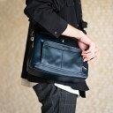 ダレスショルダー 豊岡鞄 FW01-103-50(ネイビー) / カバン かばん バッグ
