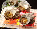 【ふるさと納税】淡路島産サザエ1kgと最高級バターセット ※...