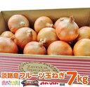 【ふるさと納税】淡路島フルーツ玉ねぎ 7kg