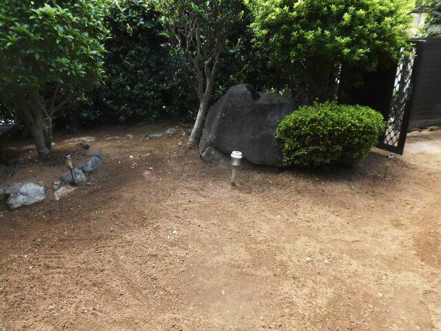 【ふるさと納税】住宅の除草作業