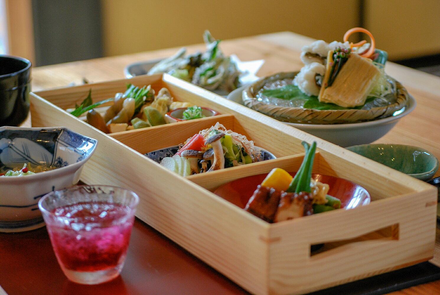 【ふるさと納税】五條 源兵衛のお食事(ふるさと納税特別コース)ディナー2名様分