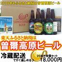 【ふるさと納税】名水を使った曽爾高原ビール20本セット ※発送月を選んでください