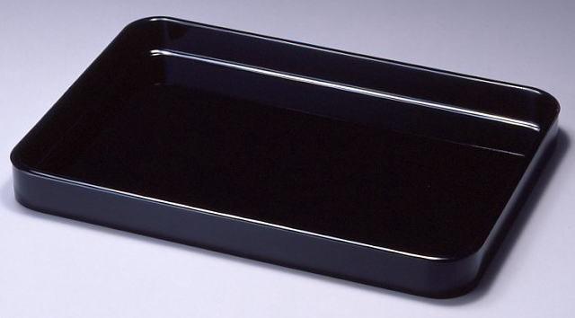 【ふるさと納税】木製漆塗り 賞状盆 尺八(54.8cm) 手塗り