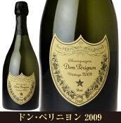 【ふるさと納税】ドン・ペリニヨン750ml正規品(箱なし)2009年ドンペリ白・泡