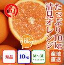 【ふるさと納税】【フルーツ王国わかやま】清見オレンジ(秀品)...