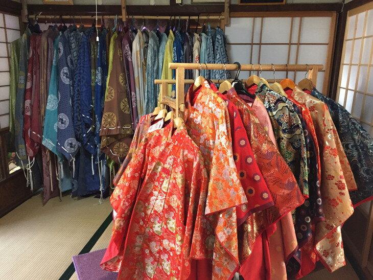 【ふるさと納税】平安衣裳体験1時間モデルコース