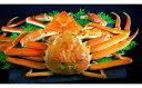 【ふるさと納税】OM-04 ボイル松葉ガニ(300g〜400gを2枚)【発送11月〜】...