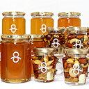 【ふるさと納税】715.「はちみつナッツと蜂蜜(万花蜜)」15個セット