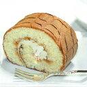 【ふるさと納税】693.浜田の老舗菓子舗手作り「ロールケーキ」