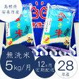 【ふるさと納税】 米 無洗米 定期 BG無洗米コシヒカリ 5kg ×12ヵ月定期便