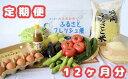 【ふるさと納税】E-03 ふるさとフレッシュ便(旬野菜・ふる...
