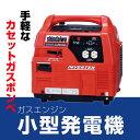 【ふるさと納税】shindaiwa インバータ発電機(ガスエンジン)IEG900BG