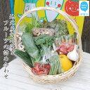 【ふるさと納税】 地元産旬野菜とフルーツの詰め合わせ(クール...