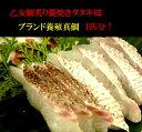 【ふるさと納税】乙女鯛炙り藁焼きタタキ風