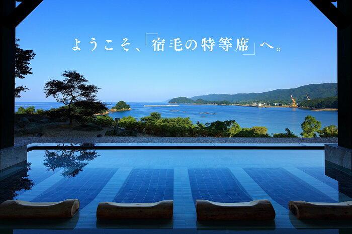 【ふるさと納税】[C-046005]宿毛リゾート椰子の湯 ペア宿泊券(2食付)