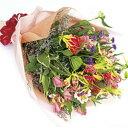 【ふるさと納税】暮らしに花とみどりを届ける野市グリーンの花束