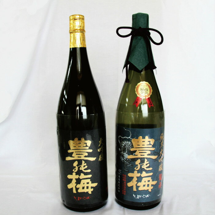 【ふるさと納税】高木酒造発!純米大吟醸龍奏&大吟醸原酒セット
