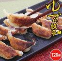 【ふるさと納税】31gyo002 パリッと食感♪ゆず香る柚子餃子120個