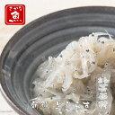 【ふるさと納税】生しらす【ドロメ】(100g×5P)タレ付(...
