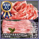 【ふるさと納税】土佐和牛最高級A5 特選濃厚牛バラ&美鮮豚バ...