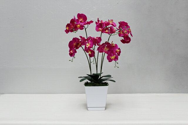 【ふるさと納税】胡蝶蘭(造花)