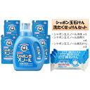 【ふるさと納税】SY07-R10 シャボン玉洗たく石けんセッ...