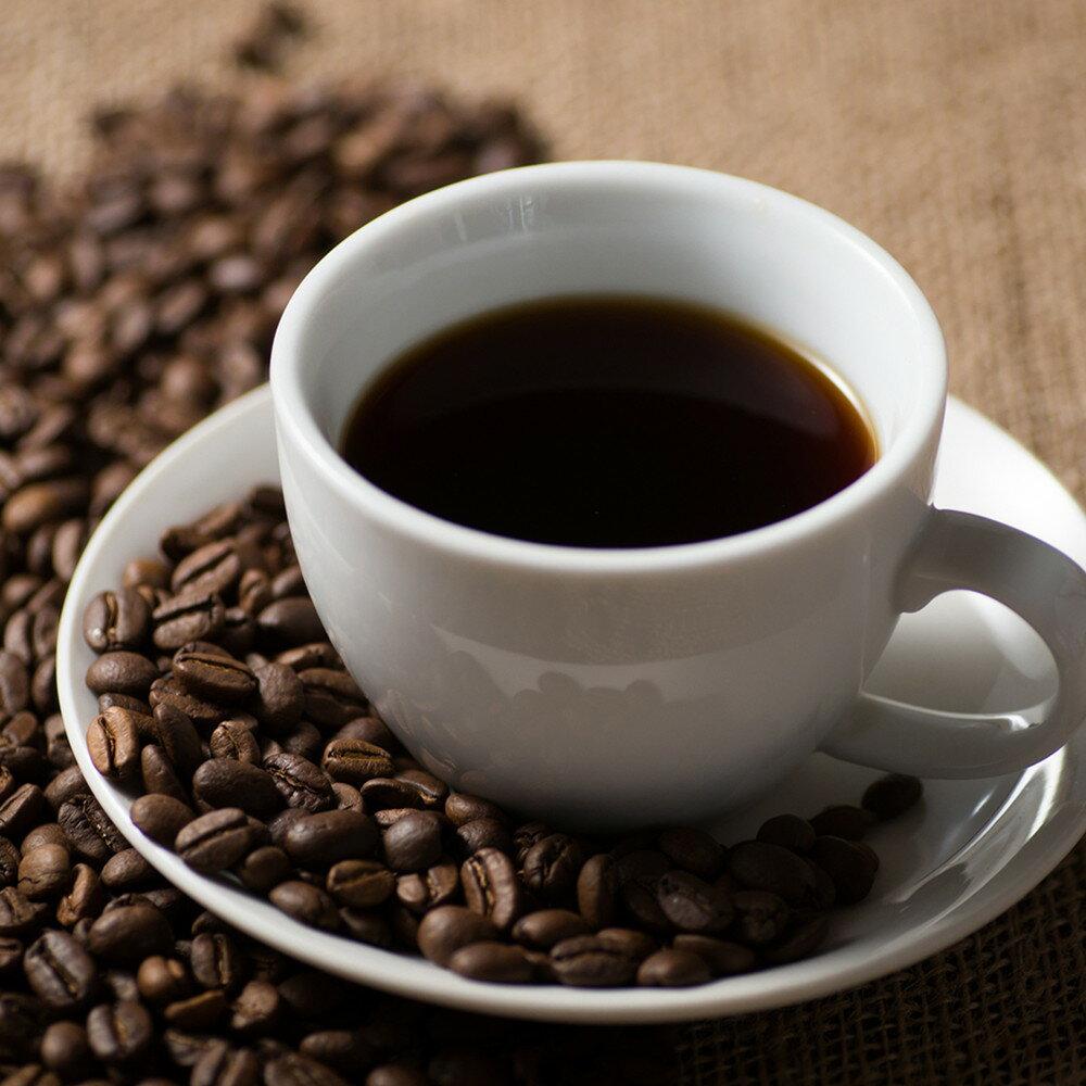 【ふるさと納税】【B1-005】きれいなコーヒーカフェインレス・コロンビア(粉)200g×5袋