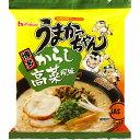 【ふるさと納税】うまかっちゃん(博多からし高菜風味)<90袋>(5袋パック×18セット)...