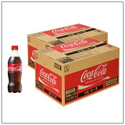 【ふるさと納税】コカ・コーラ 500mlPET 2ケース