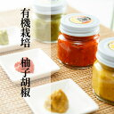 【ふるさと納税】b−13銀座有名店使用の有機栽培柚子胡椒(ゆずこしょう)A...