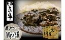 【ふるさと納税】伊万里牛黒カレー(200g×6箱) J008