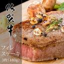 【ふるさと納税】佐賀牛フィレステーキ(480g) 牛肉 希少...
