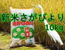 【ふるさと納税】A5-039 【新米】美味しさ自慢!2017年産米さがびより10kg...