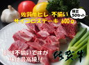 【ふるさと納税】C-069 佐賀牛ヒレ不揃いサイコロステーキ...