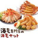 【ふるさと納税】海老専門店の海老セット (定期便12回)
