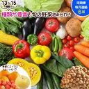 【ふるさと納税】旬の野菜詰め合わせ定期便(年6回コース)