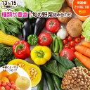 【ふるさと納税】旬の野菜詰め合わせ「ゆっくり」(年6回コース...