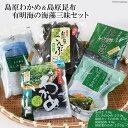 【ふるさと納税】有明海の海藻三昧セット...