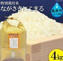 【ふるさと納税】特別栽培米ながさきにこまる