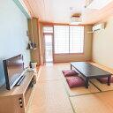 【ふるさと納税】福島温泉ほの香の宿 つばき荘 1泊2食付宿泊...