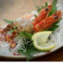 【ふるさと納税】生食用 冷凍活き〆福島くるまえび500g