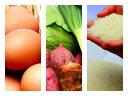 【ふるさと納税】『旬のお野菜+産みたて濃厚玉子+お米5kg』の大満足セット!